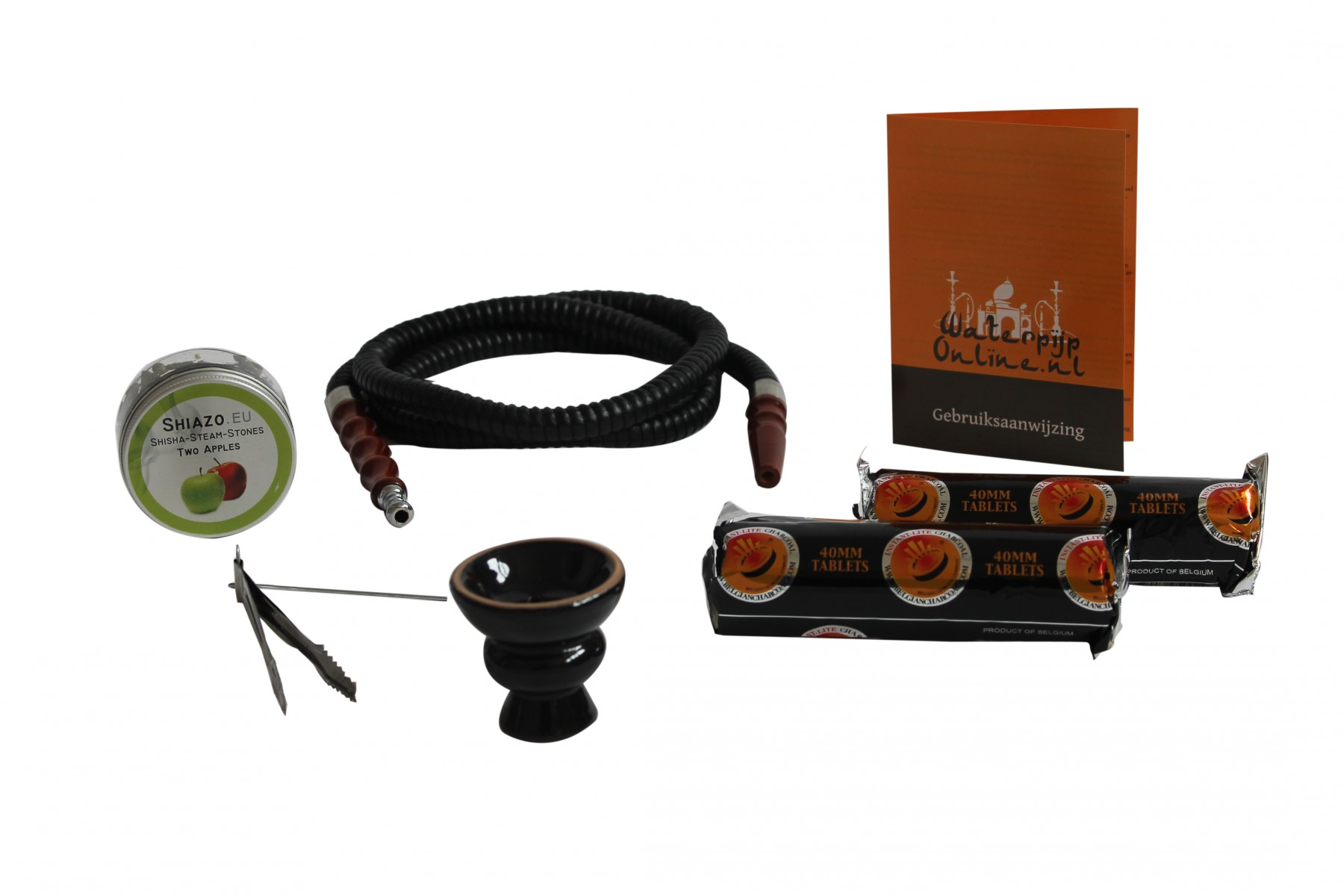 starterspakket Luxor accessoires