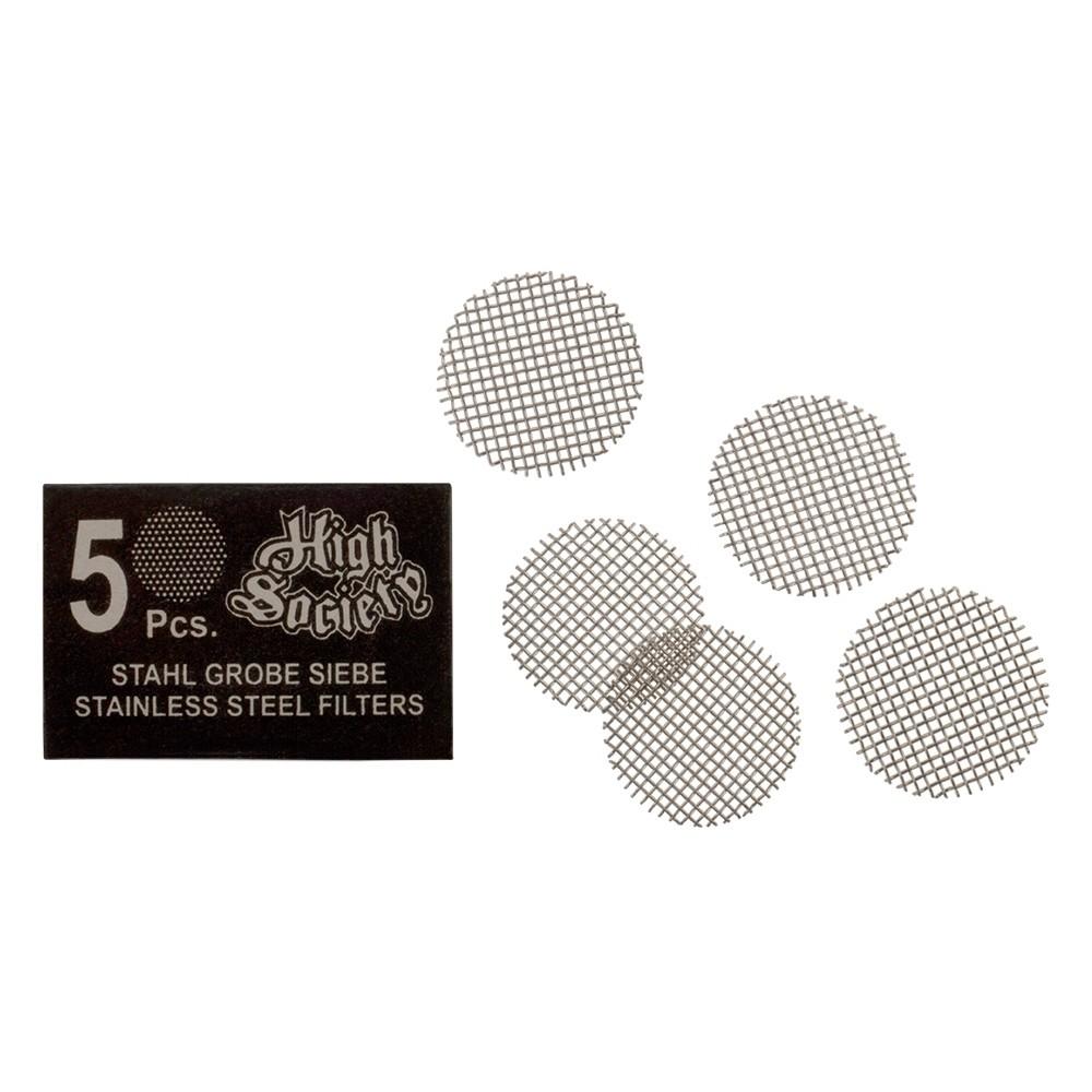 Steel screens 20mm 100x(5-pack)