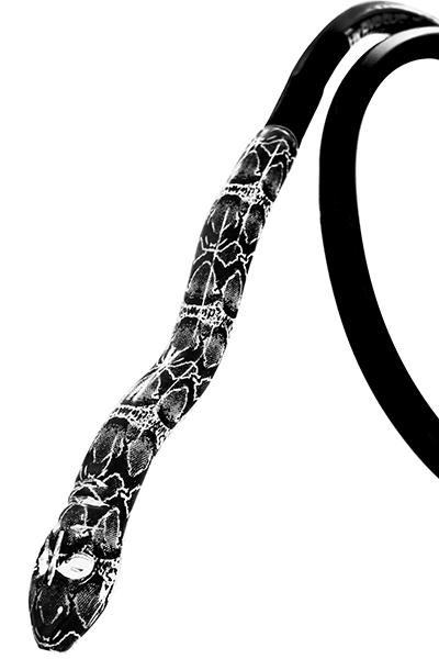 Kaya Shisha Mamba-slangenset 30cm