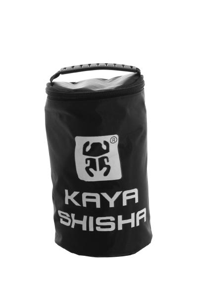 Kaya Shisha Turtle Zwart (Black) 28 centimeter 87032