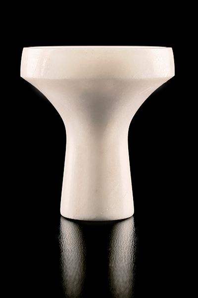 Kaya Shisha Stone Bowl Natural Colour White 73160 WHITE