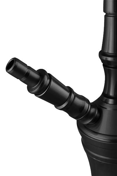 Kaya Shisha Black Spot ELOX 630CE Lance Cut zwart 2S 76cm    98075