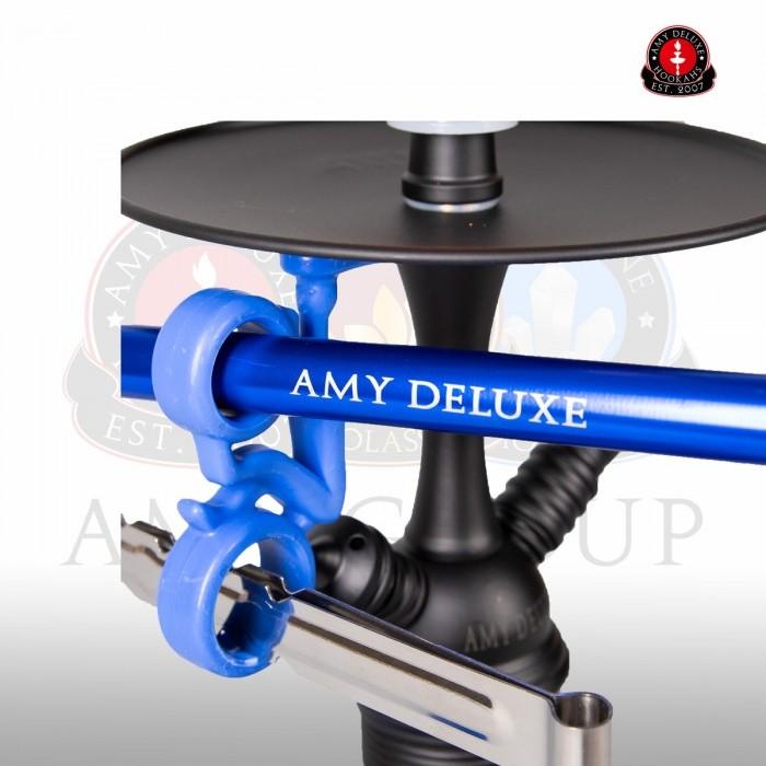 Amy Deluxe 760 Crazy Dots Blue (matzwarte kolom)