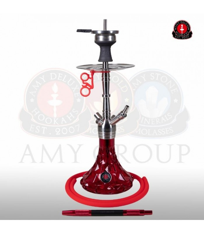 Amy Deluxe SS20.02 Little Filian Red