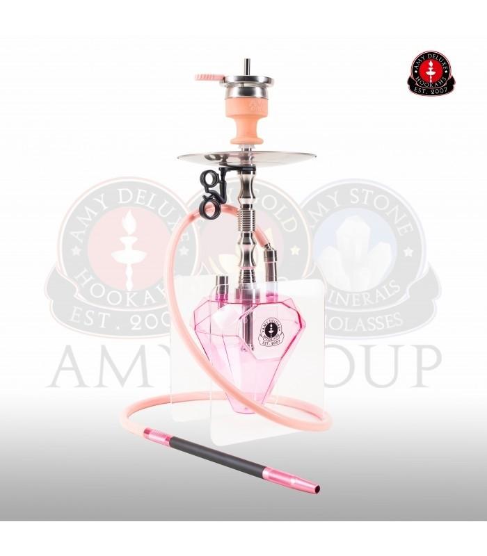 Amy DeLuxe Diamond Pink Amy 001 PK