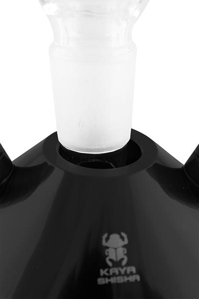 Kaya Shisha Black Neon ELOX 630FL Cut Cumulus Cut Black 2S 98178