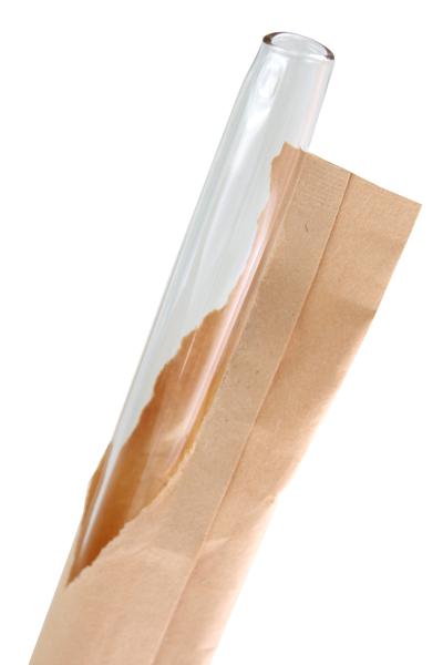 Glazen mondstuk Slimliner 32 centimeter