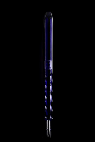Glazen Mondstuk Kaya Wave Blue 64039