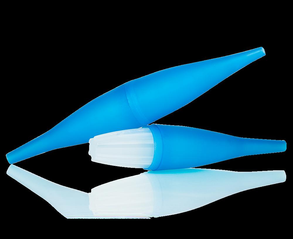 Ice Bazooka blauw met koelelement RS