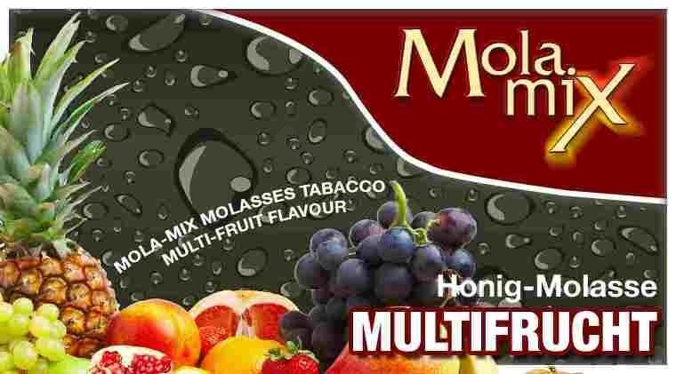 Mola Mix Multivrucht 100 ML
