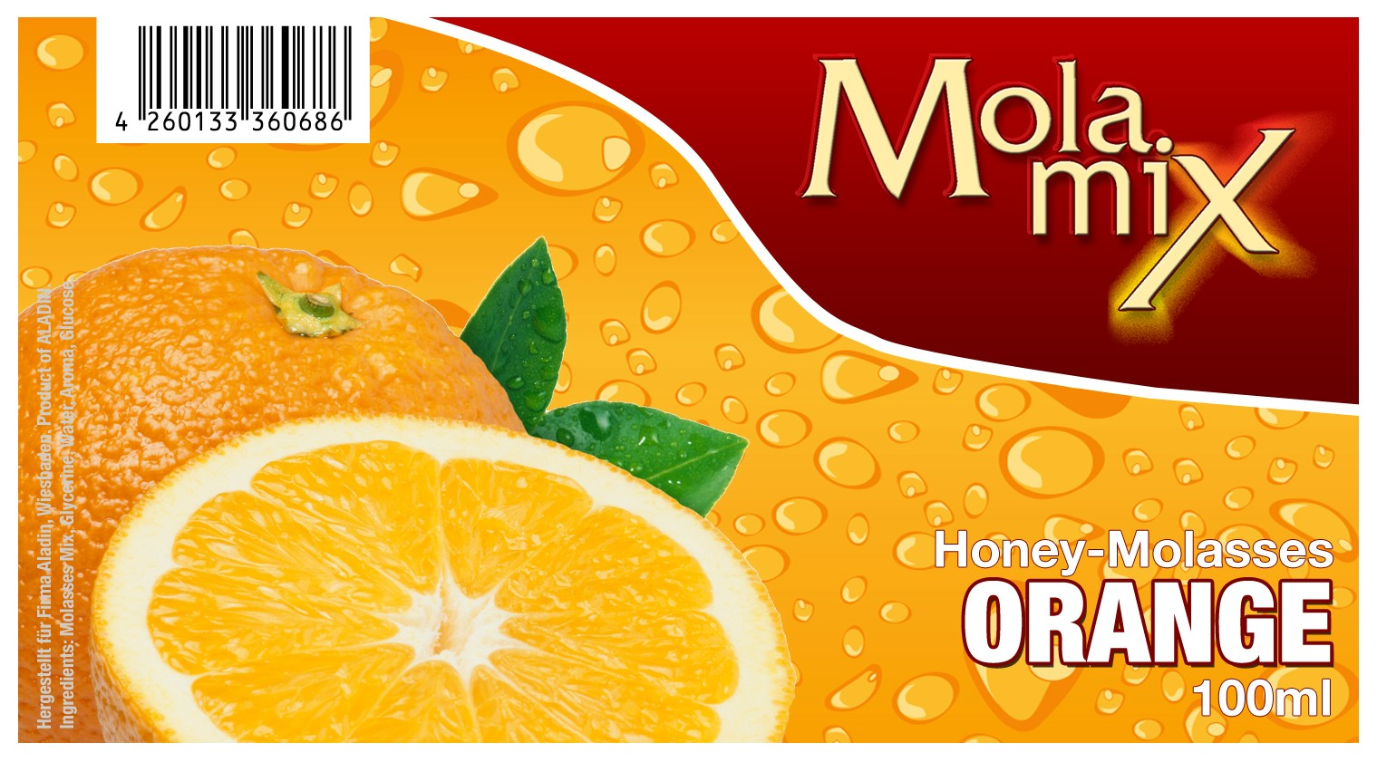 Mola Mix Orange