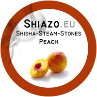 Steam Stones Peach
