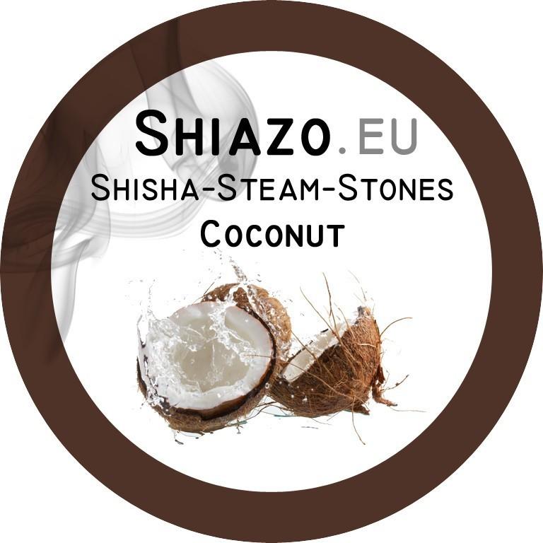 Steam stones Coconut