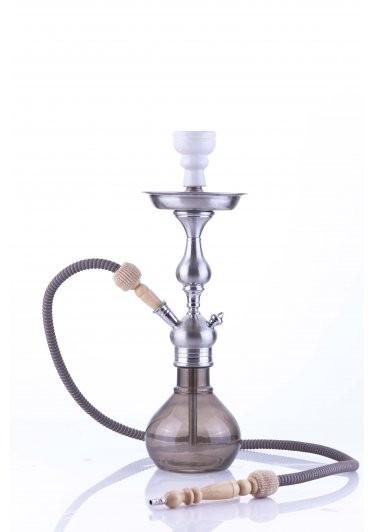 waterpijp Aladin Barcelona 52 cm bruin W575GRAU