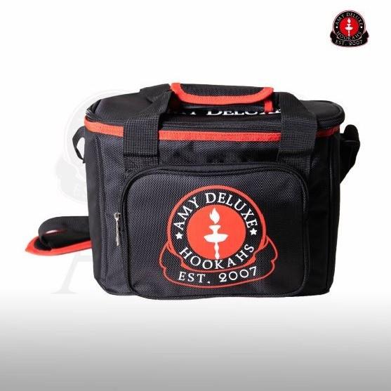 Amy DeLuxe SHS001 Bubble Bag Zwart met bijbehorende tas