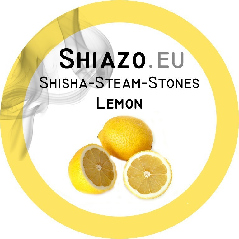 Steam Stones Lemon