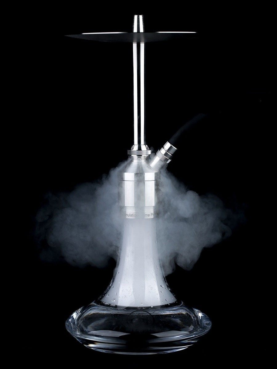 Steamulation Prime Pro X Mat Zwart