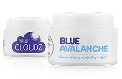True Cloudz Blue Avalanche