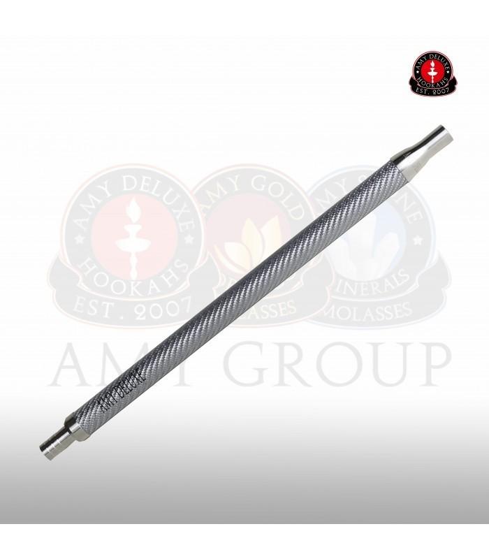 Amy Deluxe Carbon mondstuk zilver ca.36,5 cm