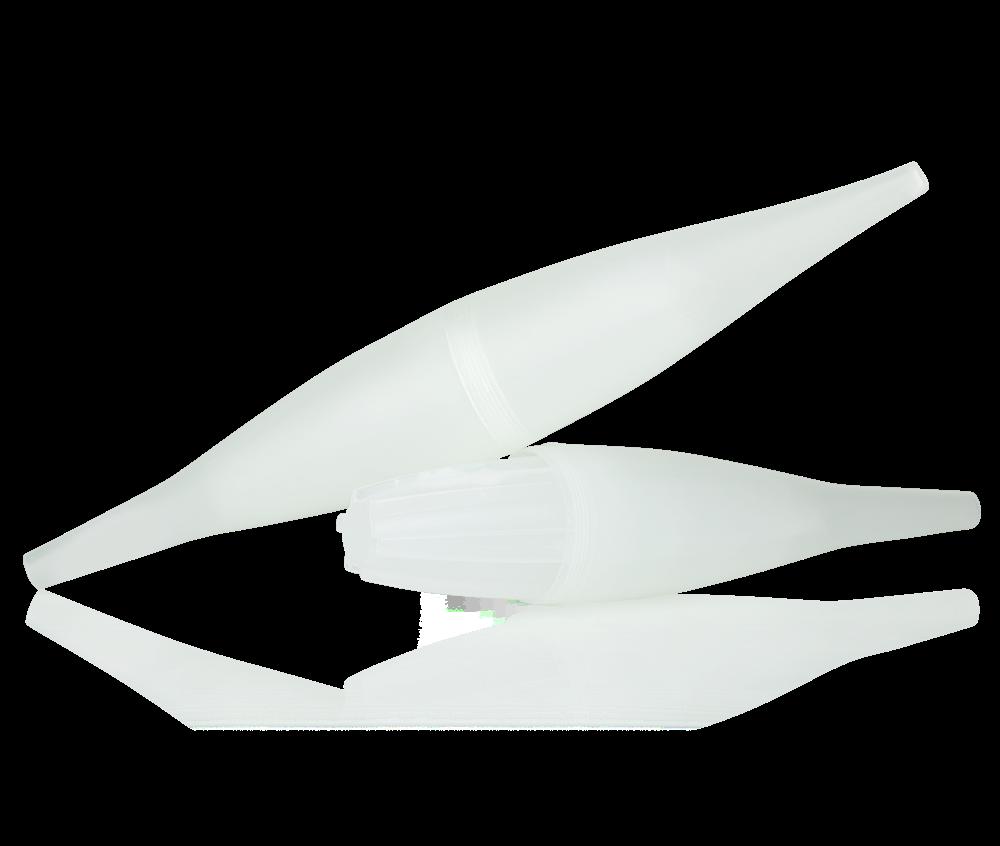 Ice Bazooka wit met koelelement RS