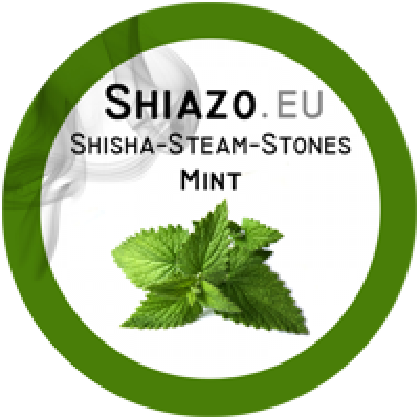 Steam stones Mint 250 gram