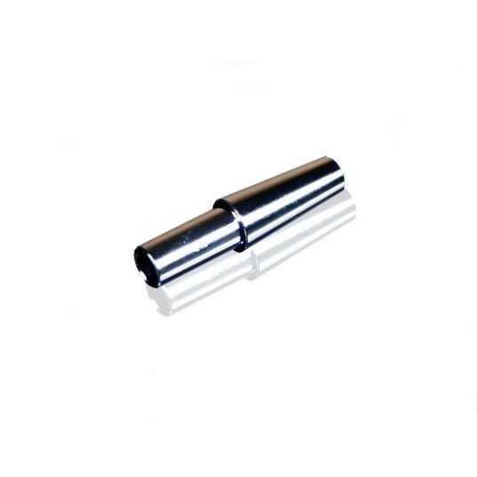 Zilver adapter voor siliconeslang TNW 06742