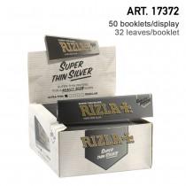 Rizla   Silver King Size Slim Vloei 32 blaadjes per boekje