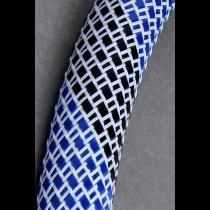 Kaya Nylon Frame Slang zwart blauw 99763