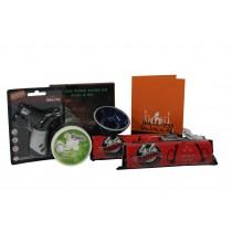 waterpijp accessoire pakket uitgebreid waterpijp tang