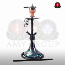 Amy Deluxe 058R Middelzoom R Zwart (mat zwarte kolom)