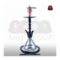 Amy Deluxe Diamond Zwart 062