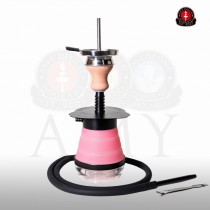 Amy DeLuxe Shisha Bubble Bag SHS 001 Pink