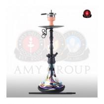 Amy DeLuxe Zoom Raibow Black 059R PSMBK BK