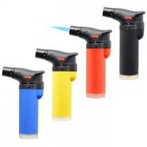 Jetflame rubber Gasbrander (aansteker) in diverse kleuren