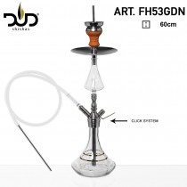DUD Shisha The Golden Enchanter FH53 GDN