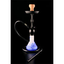 Kaya Shisha El Keyif Frosted Blue Nest PNX 480 Coated 93208
