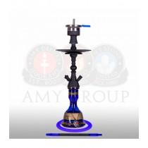 Amy Deluxe 110.02 Mini Harfi Blue (mat zwarte kolom) 47cm