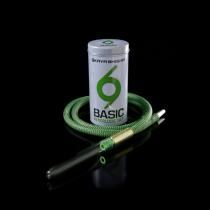 Kaya Shisha Basic Interlude Acryl Slang in can Green