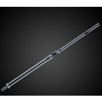 Glazen mondstuk KS Minea Pro Black 50 cm 15222