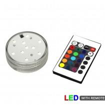LED-lichtvoet + afstandsbediening