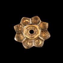 Oriental Star Asschaal Brass 63643