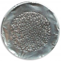 Aluminium folie Geperforeerd 50 stuks CI