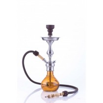 waterpijp Aladin Barcelona 52 cm amber W575AM