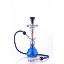 Waterpijp Aladin Berlin 50 cm blauw W595b