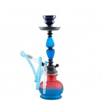 Waterpijp Candy Blauw 35cm