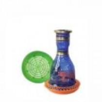 Waterpijp flesbeschermer