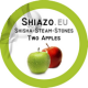 steam stones dubbel appel 250 gr.